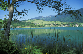 Thiersee im Sommer